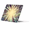 """hesapli MacBook Kılıfları, Çantaları ve  Kapları-MacBook Kılıf Çiçek Plastik için Yeni MacBook Pro 15"""" / Yeni MacBook Pro 13"""" / MacBook Pro 15 inç"""