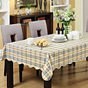 hesapli Servis Altlıkları-Çağdaş PVC / Dokunmamış Dörtgen Servis Altlığı Çiçekli / Nakışlı Masa Süslemeleri 1 pcs