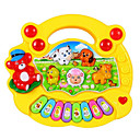 preiswerte Puzzles-Elektronisches Keyboard Farbverlauf Unisex Jungen Mädchen Spielzeuge Geschenk 1 pcs / Holz