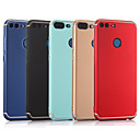 baratos Capinhas para Galaxy Série S-Capinha Para Huawei Honor 9 Lite / Honor 7X Áspero Capa traseira Sólido Rígida PC para Huawei Honor 9 Lite / Honor 9 / Honor 8