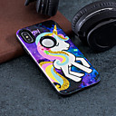 cheap Galaxy S Series Cases / Covers-Case For Apple iPhone X / iPhone 8 Shockproof / Embossed / Pattern Back Cover Unicorn Hard PC for iPhone X / iPhone 8 Plus / iPhone 8