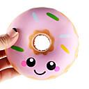 ieftine Coliere-LT.Squishies Jucării din Cauciuc / Alină Stresul Donuts Birouri pentru birou / Jucarii de decompresie / 1pcs Pentru copii Toate Cadou