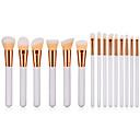 hesapli Makyaj ve Tırnak Bakımı-15pcs Makyaj fırçaları Profesyonel Fırça Setleri Naylon fiber Çevre-dostu / Yumuşak Ahşap / Bambu