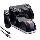 저렴한 PS4 악세사리-유선 충전기 제품 PS4 / PS4 슬림 / PS4 소유 ,  충전기 ABS 1 pcs 단위