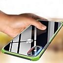 저렴한 아이패드 케이스 / 커버-케이스 제품 Apple iPhone X / iPhone 8 충격방지 / 투명 뒷면 커버 솔리드 소프트 TPU 용 iPhone X / iPhone 8 Plus / iPhone 8