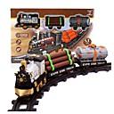 preiswerte Party Ausstattung-Zug & Eisenbahnensets zum Spielen A Stufe ABS Unisex Kinder Geschenk 1pcs