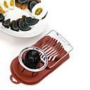 ieftine Urgență & Supraviețuire-oțel tăietor din oțel inoxidabil tăiere ou slicers sârmă bucătărie feliere gadget-uri unelte de gătit