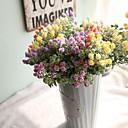 preiswerte Künstliche Blumen-Künstliche Blumen 1 Ast Simple Style Modern Pflanzen Ewige Blumen Tisch-Blumen