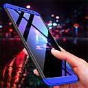 baratos Protetores de Tela para LG-Capinha Para Xiaomi Redmi Note 5 Pro / Redmi S2 Com Relevo Capa traseira Sólido Rígida PC para Xiaomi Redmi Note 5 Pro / Xiaomi Redmi 5 Plus / Xiaomi Redmi 5