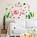 preiswerte Körperschmuck-Dekorative Wand Sticker - Tier Wandaufkleber Tiere Wohnzimmer / Schlafzimmer / Badezimmer