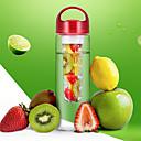 hesapli Su Şişeleri-drinkware Plastikler Su Şişeleri / Büyük Bardak / Shaker Şişe Taşınabilir / Yüzen / Boyfriend Hediye 1 pcs