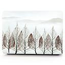 """hesapli Sihirli Kartlar-MacBook Kılıf ağaç Plastik için Yeni MacBook Pro 15"""" / Yeni MacBook Pro 13"""" / MacBook Pro 15 inç"""