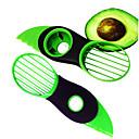 hesapli Bar Gereçleri ve Açıcılar-Mutfak aletleri Paslanmaz Çelik + Plastik Portatif / Çok-Fonksiyonlu / Ev Mutfak Alet Kesme Aletleri / tohum Sökücü / Meyve ve Sebze Araçları Ev İçin / Günlük Kullanım / Meyve 2pcs