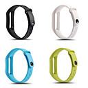 رخيصةأون ساعات النساء-حزام إلى Mi Band 2 Xiaomi عصابة الرياضة سيليكون شريط المعصم