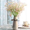 preiswerte Künstliche Blumen-Künstliche Blumen 10 Ast Klassisch Moderne zeitgenössische Simple Style Schleierkraut Tisch-Blumen