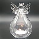 hesapli Home Fragrances-Modern / Çağdaş cam Mum Tutucular Büyük Şamdan 1pc, Mum / Mumluk