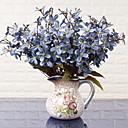 preiswerte Künstliche Blumen-Künstliche Blumen 1 Ast Klassisch Stilvoll Orchideen Tisch-Blumen