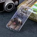 זול אביזרים ל-PS4-מגן עבור Samsung Galaxy J5 (2017) / J3 (2017) IMD / תבנית כיסוי אחורי כלב רך TPU ל J7 (2017) / J5 (2017) / J5 (2016)