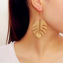 저렴한 귀걸이-여성용 드랍 귀걸이 - 꽃 테마 단, 보호, 우아함 골드 / 실버 제품 선물 일상