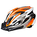 hesapli Makyaj ve Tırnak Bakımı-Yetişkin Bisiklet kaskı 18 Delikler ESP+PC Spor Dalları Bisiklete biniciliği / Bisiklet / Bisiklet - Siyah / kırmızı / Siyah / Mavi / Gümüş+Turuncu Unisex