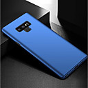 hesapli Duvar dekorasyonu-Pouzdro Uyumluluk Samsung Galaxy Note 9 / Note 8 Ultra İnce / Buzlu Arka Kapak Solid Sert PC için Note 9 / Note 8 / Note 5