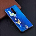 رخيصةأون Nokia أغطية / كفرات-غطاء من أجل نوكيا Nokia 8 / Nokia 6 / Nokia 5 نموذج غطاء خلفي فراشة ناعم TPU
