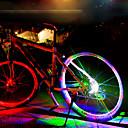 preiswerte Radlichter-Lichtdekoration / Rad beleuchtet LED Radlichter Radsport Wasserfest, Cool, Mehrere Modi Wiederaufladbarer Akku 50 lm Wechsel Radsport