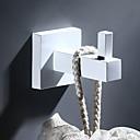 billige Vintage Halskæder-Knage / Toiletbørsteholder Nyt Design / Sej Moderne Rustfrit stål / jern 1pc Enkel Vægmonteret