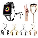 levne iPhone pouzdra-Watch kapela pro Apple Watch Series 4/3/2/1 Apple Sportovní značka Nerez Poutko na zápěstí