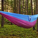 hesapli Kamp Araçları-DesertFox® Kamp Yamaçları Açık hava Giyilebilir, Seyahat Yüksek Yoğunlukta Ripstop için Yürüyüş / Kamp - 2 kişi Koyu Mavi / Fuşya / Kahve