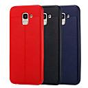 저렴한 갤럭시 J 시리즈 케이스 / 커버-케이스 제품 Samsung Galaxy J7 Duo / J6 충격방지 / 방진 전체 바디 케이스 솔리드 소프트 TPU 용 J8 / J7 Duo / J7 Prime