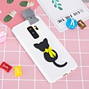ieftine Machiaj & Îngrijire Unghii-Maska Pentru Samsung Galaxy S9 / S9 Plus / S8 Plus Model / Reparații Capac Spate Pisica Moale TPU