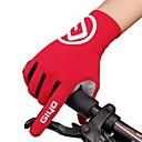 Недорогие Ремешки для Apple Watch-Перчатки для велосипедистов Перчатки для горного велосипеда Дышащий Противозаносный Впитывает пот и влагу Защитный Спортивные перчатки Лайкра Силиконовый гель Махровая ткань