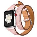 halpa HOCO-Watch Band varten Apple Watch Series 4/3/2/1 Apple Urheiluhihna Aito nahka Rannehihna