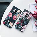 voordelige Galaxy S-serie hoesjes / covers-hoesje Voor Samsung Galaxy S9 Plus / S8 Plus Patroon Achterkant Bloem Hard PC voor S9 / S9 Plus / S8 Plus