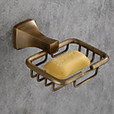 billige Mode Halskæde-Sæbeskåle og holdere Nyt Design Antik Aluminium 1pc Vægmonteret
