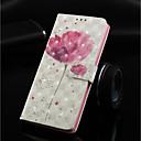 halpa Nokia kotelot / kuoret-Etui Käyttötarkoitus Nokia Nokia 5.1 / Nokia 3.1 Lomapkko / Korttikotelo / Tuella Suojakuori Kukka Kova PU-nahka varten Nokia 5.1 / Nokia 3.1 / Nokia 2.1
