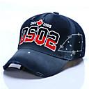 رخيصةأون قبعات الرجال-أزرق البحرية قبعة البيسبول هندسي رجالي بوليستر,رياضي Active