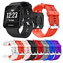 cheap Watch Bands for Samsung-Watch Band for Forerunner 35 Garmin Sport Band Silicone Wrist Strap