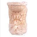 preiswerte Bekleidung & Accessoires für Hunde-Hunde / Katzen Mäntel Hundekleidung Solide / Einfache / Schleife Rosa Kunstpelz Kostüm Für Haustiere Weiblich warm halten / Modisch