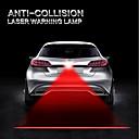billige Bil Baglygte-bil bil anti kollision laser lys bil læser baglygte tåge baglygte advarsel alarm lys motorcykel lastbil