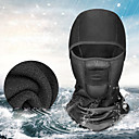 ieftine Cagule și măști pentru față-cagule Face Mask Impermeabil Keep Warm Rezistent la Vânt Respirabil Bicicletă / Ciclism Negru Spandex Fleece Iarnă pentru Bărbați Pentru femei Adulți Bicicletă șosea Motocicletă Bicicletă