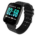 cheap Phone Cables & Adapters-BoZhuo A6 Smart Bracelet Smartwatch Android iOS Bluetooth Waterproof Heart Rate Monitor Blood Pressure Measurement Calories Burned Exercise Record Pedometer Call Reminder Sleep Tracker Sedentary