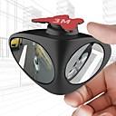 ieftine Decorațiuni-Oglindă cu 2 fețe de rotire 360 în 2 grade rotire cu două fețe, oglindă inversă parcare auxiliară mașină retrovizoare