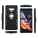 cheap Galaxy Note 9 Cases / Covers-Case For Samsung Galaxy Note 9 / Note 8 Shockproof / Ring Holder Back Cover Armor Soft TPU for Note 9 / Note 8