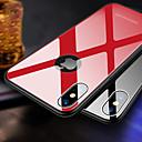 olcso Fürdőszobai kütyük-Case Kompatibilitás Apple iPhone XR / iPhone XS Max Ultra-vékeny Fekete tok Egyszínű Kemény TPU / Hőkezelt üveg mert iPhone XS / iPhone XR / iPhone XS Max