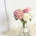 povoljno Gadgeti za kupaonicu-Umjetna Cvijeće 1 Podružnica Klasični Vjenčanje Cvijeće za vjenčanje Camellia Cvjeće za stol