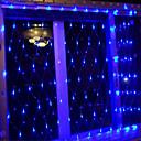 ieftine Fâșii Becurie LED-lungime opt funcția de decorare în aer liber impermeabil European de pescuit net de lumină 1 buc