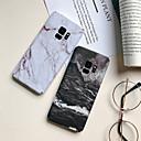 رخيصةأون حافظات / جرابات هواتف جالكسي J-غطاء من أجل Samsung Galaxy S9 Plus / S9 مثلج / نموذج غطاء خلفي حجر كريم قاسي الكمبيوتر الشخصي إلى S9 / S9 Plus / S8 Plus
