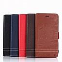 preiswerte Displayschutzfolien für iPhone SE/5s/5c/5-Hülle Für Huawei Honor 9 Lite / Honor 8 Geldbeutel / Kreditkartenfächer / mit Halterung Ganzkörper-Gehäuse Solide Hart PU-Leder für Honor 9 / Huawei Honor 9 Lite / Honor 8